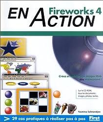 Fireworks 4 en action. Avec CD-ROM