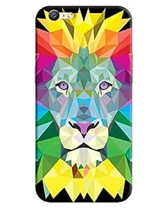 Oppo A57 Back Cover (3D Printed Designer Mobile Cover) By FurnishFantasy