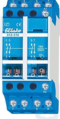 ELTAKO S12-310-12V - TELERRUPTOR ELECTROMECANICO