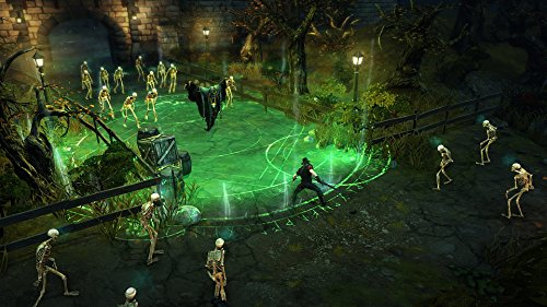 Victor Vran Overkill Edition  screenshot