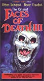 Faces of Death III [VHS]
