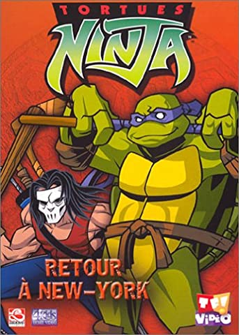 Tortues Ninja vol.4 : Le Retour à New York