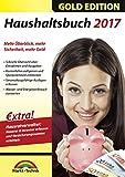 Haushaltsbuch 2017 - Einnahmen und Ausgaben im Überblick - EXTRA: mit Hausratverwalter
