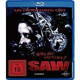 Saw (US Director's Cut) [Blu-ray]