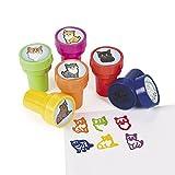 cama24com Kinderstempel Katzen Katzenbaby in 6 verschiedenen Designs Palandi®