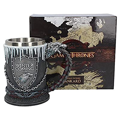 House Stark Game of Thrones Tankard