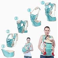 Candora ™ ergonomico Baby Carrier per bambini e neonati 3posizioni regolabili–Sling Carrier