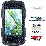 Smartphone anti-chocs Android 4.4 et écran 4'' : SPT-900