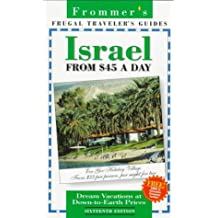 Frommer's 96 Israel from $45 a Day (16th ed)