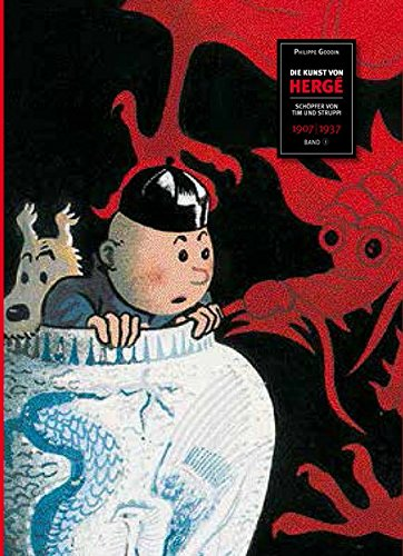 1937-kunst (Die Kunst von Hergé: Schöpfer von Tim & Struppi - Band 1 1907 - 1937 (Die Kunst des Hergé))