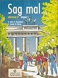 Image de Sag mal... allemand 3e langue, tome 1