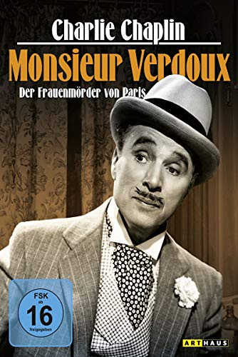 Monsieur Verdoux - Der Frauenmörder von Paris
