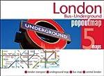 London Bus Underground PopOut Map (Po...