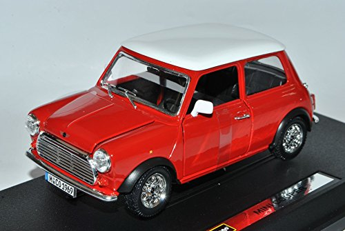 mini-cooper-altes-ur-modell-rot-mit-weissem-dach-1959-2000-18-22011-1-24-bburago-modell-auto-mit-ind