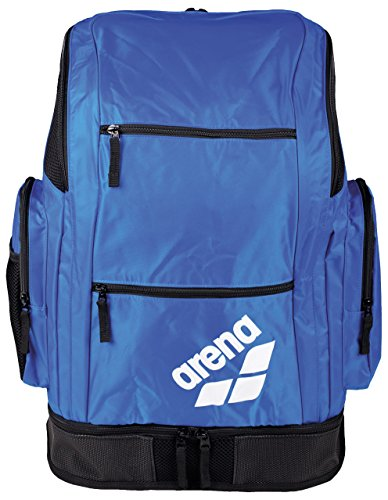 Arena Spiky 2 Large Mochila, Unisex Adulto, Azul (Royal/Team), 36x24x45 cm (W x H x L)