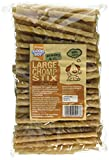 Best Dog Chew Treats - Good Boy Rawhide Dog Treat Large Chomp Stix Review