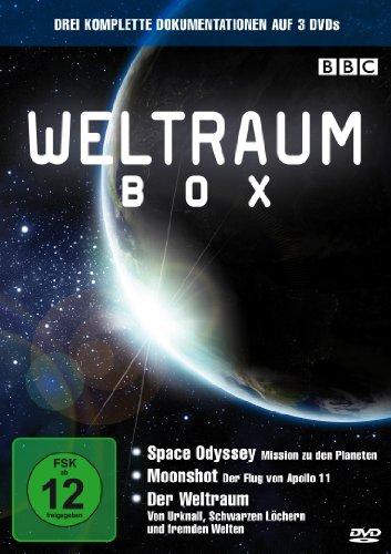 Weltraum Box (3 DVDs)
