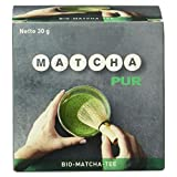 Intertee Bio Matcha-Tee pur