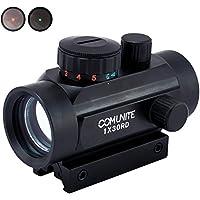 Comunite 1X 30 Rosso/ Verde di Vista del Puntino Tattico Holograp con Integral Picatinny Della Piattaforma di Montaggio