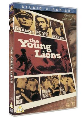 The Young Lions  DVD