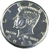 Truco de la Moneda Primer Plano Magia de Dólar Llusión Gigante (Grande) Moneda- Plata
