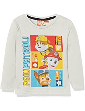 Nickelodeon Paw Patrol Pawfect Team, Camiseta Para Niñas