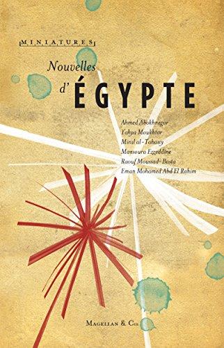 Nouvelles d'Égypte: Récits de voyage (Miniatures) par Collectif