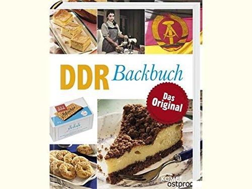 Ostprodukte-Versand.de DDR Backbuch | Ossi Artikel | für Ostalgiker | DDR Produkte