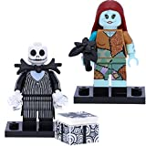LEGO - 71024 - Figurine Disney Série 2 - Sally & Jack