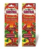 SUBSTRAL Tomaten Dünge-Stäbchen 2x10 Stück Tomatendünger