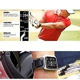 TomTom Golfer GPS-Uhr, weiß/leuchtgrün - 4