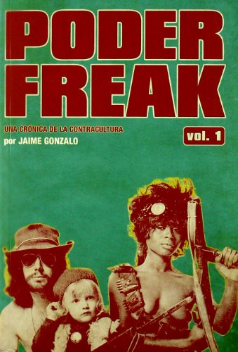 Descargar Libro Poder Freak Vol.1 de Jaime Gonzalo