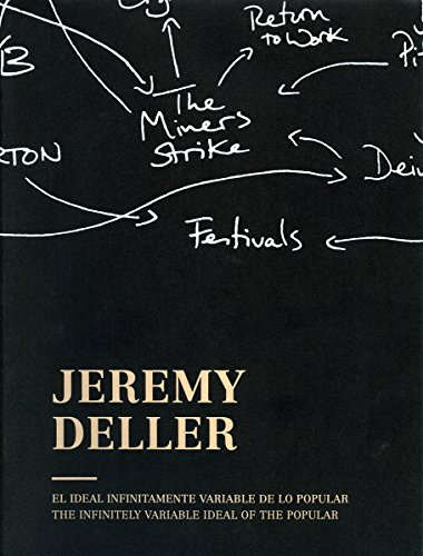 Jeremy Deller. El ideal infinitamente variable de lo popular