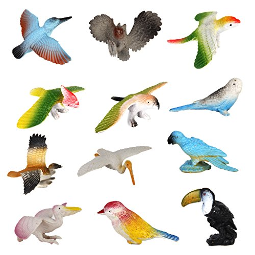 plastic-model-bird-figures-kids-toy-set-of-12pcs-multi-color