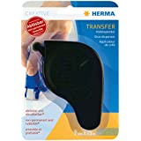 Herma 1060 Applicateur de Colle Transfer Amovible 15 m Noir