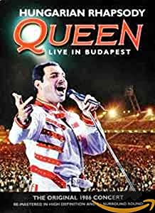 Hungarian Rhapsody: Queen - Live in Budapest [Limited Edition] [2CD+DVD]