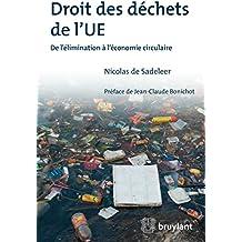 Droit des déchets de l'UE