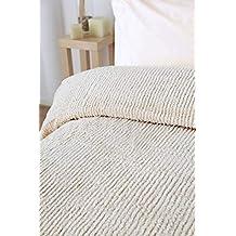 The Bettersleep Company 100% algodón manta para sofá candlewick Set de tradicional de cama tamaño