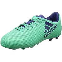 adidas Unisex Kids' X 17.4 FxG Football Boots