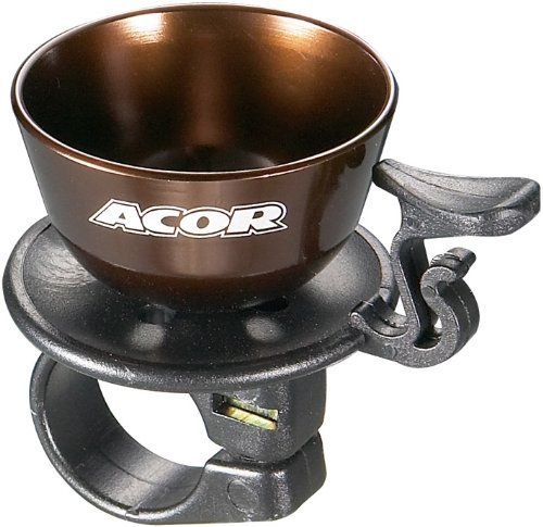 Acor Legierung Kaffeetasse Klingel: Brown