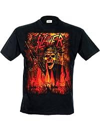 Slayer Men Wehrmacht Short Sleeve T-Shirt