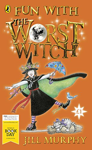 Fun with The Worst Witch (World Book Day) por Jill Murphy