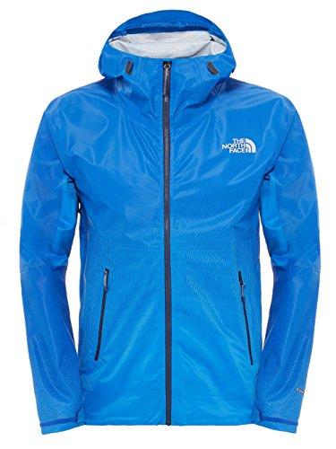 The North Face M Fuseform DOT Matrix Jacket Herren Jacke monster blue tri matrix