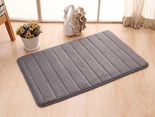 E Support™ Neu Rutschfeste Badematte Super Soft Qualität Anti-rutsch Absorbent Memory Foam Badematten Fußmatten Badezimmer Teppiche