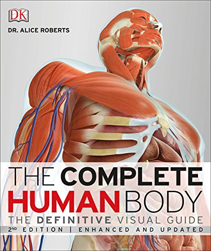 Download The Complete Human Body The Definitive Visual Guide Full