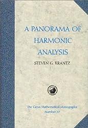A Panorama of Harmonic Analysis (Carus Mathematical Monographs)