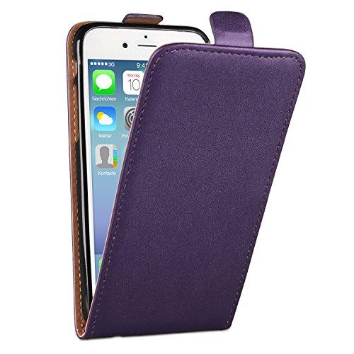 deinPhone Apple iPhone 6Plus (5.5) Custodia Bumper Case Custodia Case viola