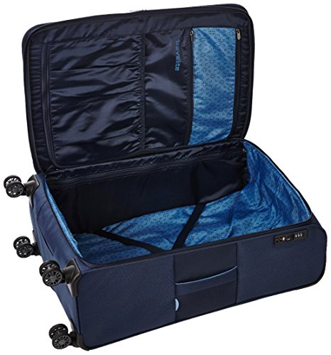 Travelite Capri Set 4 Rad Bt 89840-02 Koffer-Set, 76 cm, Marine - 5