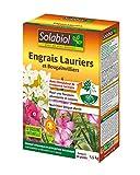 SOLABIOL SOLAURY15 Engrais Lauriers et Bougainvilliers 100% Organique | Action Longue Durée, 1,5 Kg
