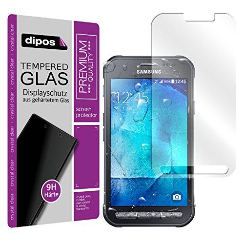 msung Galaxy Xcover 3 Glasfolie - Hartglas Schutzfolie 9H (Samsung Galaxy Handy 3 Cover)